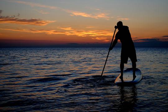 WindSurf, KiteSurf e Stand Up Paddle