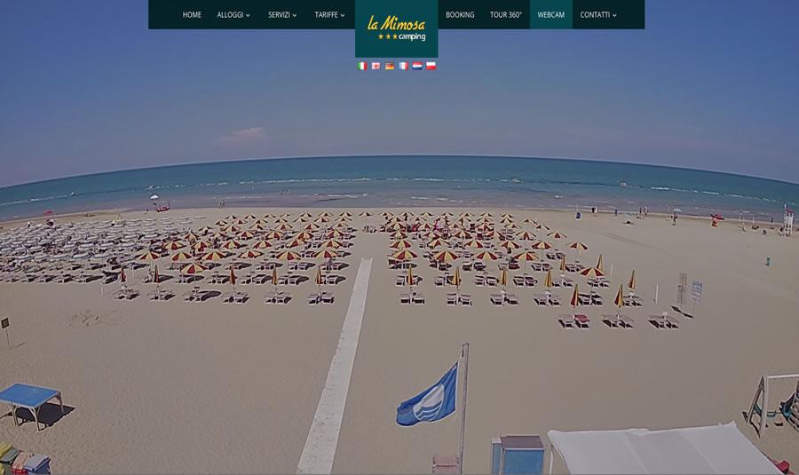 WebCam Live On The Beach